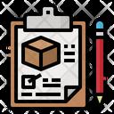 Clip Board Check Icon