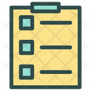 List Delivery Shipping Icon