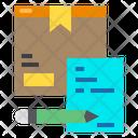 Box Postal Delivery Icon