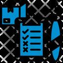 List Logistics Box Icon