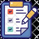 Delivery List Checklist Check Icon