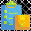 Delivery List Checklist Box Icon