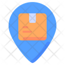 Location Navigation Package Icon