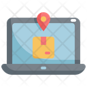 Location Navigation Logistic Icon