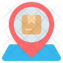 Location Pin Placeholder Icon