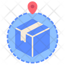 Packaging Logistics Delivery Icon