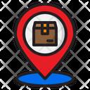 Delivery Location Delivery Location Icon
