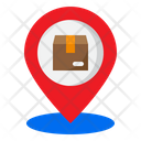 Delivery Location Delivery Location Icon