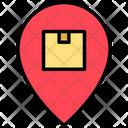 Delivery Location Location Parcel I Icon