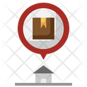 Delivery Location Placeholder Location Icon