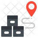 Delivery Location Icon