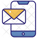 Delivery Mail Mobile Message Mobile Phone Icon