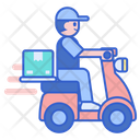 Delivery Home Delivery Delivery Man Icon