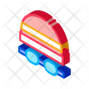 Safety Goggles Hat Icon