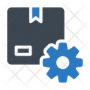 Delivery Logistics Parcel Icon