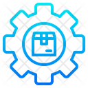 Delivery Management Setting Gear Icon