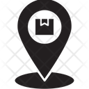 Delivery Map Icon