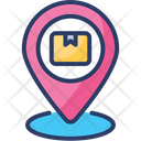 Delivery Map Location Icon