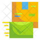 Delivery Message Delivery Mail Mail Icon