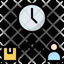 Zero Lead Time Icon