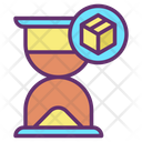 On Time Delivery Delivery On Time Delivery Time Icon