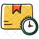 Delivery On Time Fast Delivery On Time Delivery Icon
