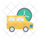 Delivery Time Fast Icon