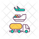 Business Cost Shipping Icon