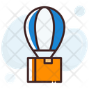 Package Parcel Packed Box Icon
