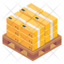 Parcels Packaging Packaging Delivery Packaging Icon