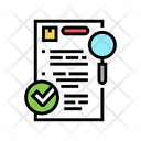 Requisition Review Requisition Review Icon