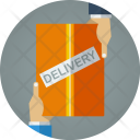 Delivery Parcel Courier Icon