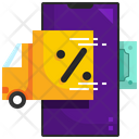 Delivery Payment Payment Delivery Icon