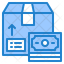 Delivery Payment Delivery Charge Delivery Money Icon