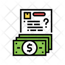 Budget Aprroval Budget Approval Icon