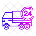 Delivery Pickup Shipping Icon