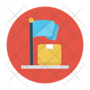 Delivery point Icon