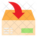 Delivery Process Package Resend Package Icon