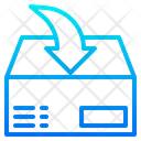 Delivery Process Icon