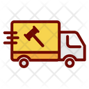 Delivery Product Truck Send Icon