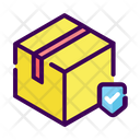 Business Protection Shipment Icon