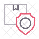 Delivery Protection Parcel Icon