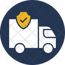 Delivery Protection Shield Cargo Icon