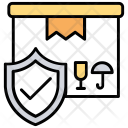 Delivery Protection Freight Icon