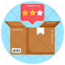 Courier Ratings Delivery Ratings Logistic Ratings Icon