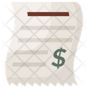 Delivery Receipt Icon