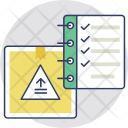 Delivery Order Note Icon