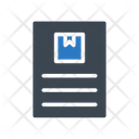 Report Delivery Shipping Icon