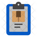 Report Clipboard Package Icon
