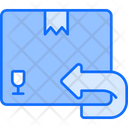 Delivery Return Icon